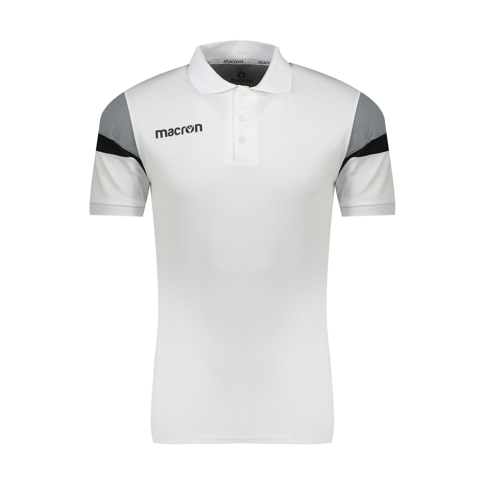پولوشرت ورزشی مردانه مکرون مدل شوفار کد 35020-01 -  - 2