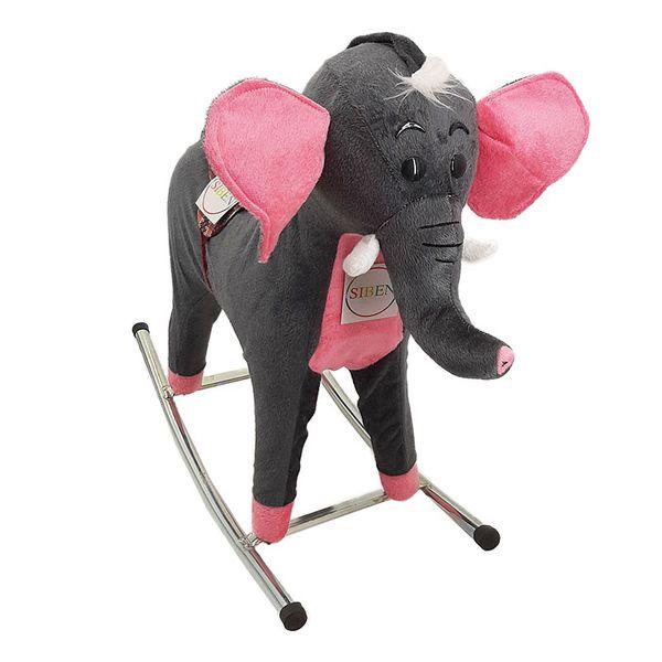 راکر کودک سی بن مدل فیل