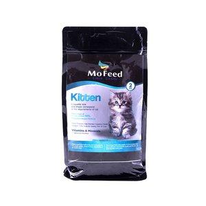 غذای خشک بچه گربه مفید مدل kitten vitamins & minerals وزن 2 کیلوگرم