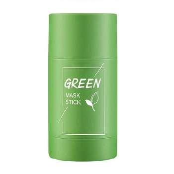 ماسک و لایه بردار صورت گرین مدل چای سبز وزن 40 گرم