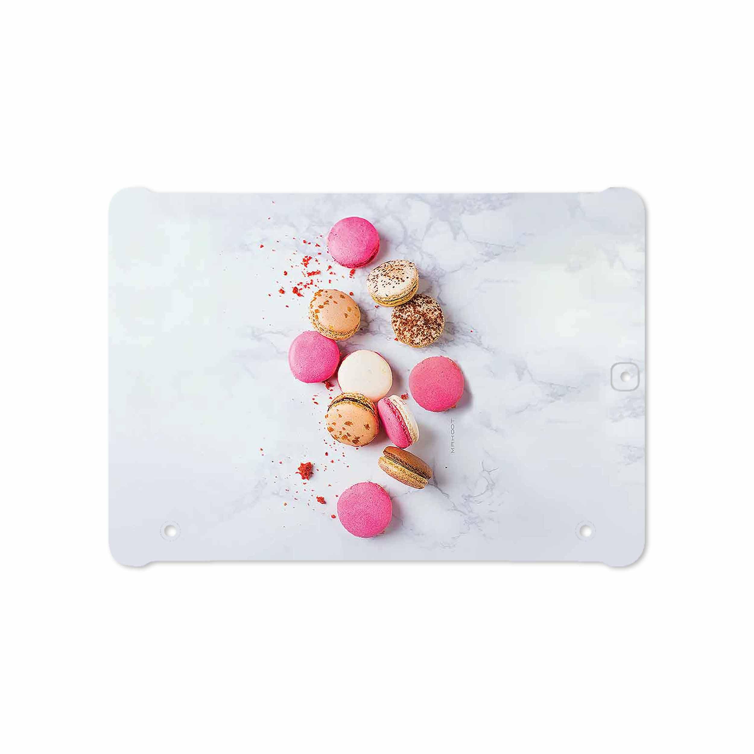 بررسی و خرید [با تخفیف]                                     برچسب پوششی ماهوت مدل Macaron cookie مناسب برای تبلت سامسونگ Galaxy Tab S2 9.7 2015 T810                             اورجینال