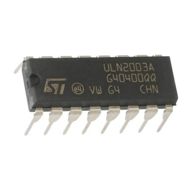 آی سی درایور اس تی مایکروالکترونیکس مدل ULN2003 DIP