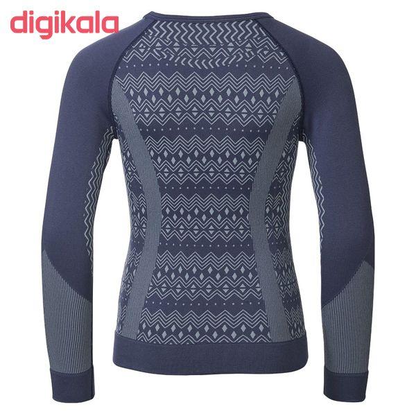 ست تی شرت و لگینگ ورزشی زنانهکرویت پرو مدل IAN-315606 main 1 2