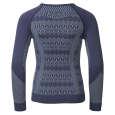 ست تی شرت و لگینگ ورزشی زنانهکرویت پرو مدل IAN-315606 thumb 2