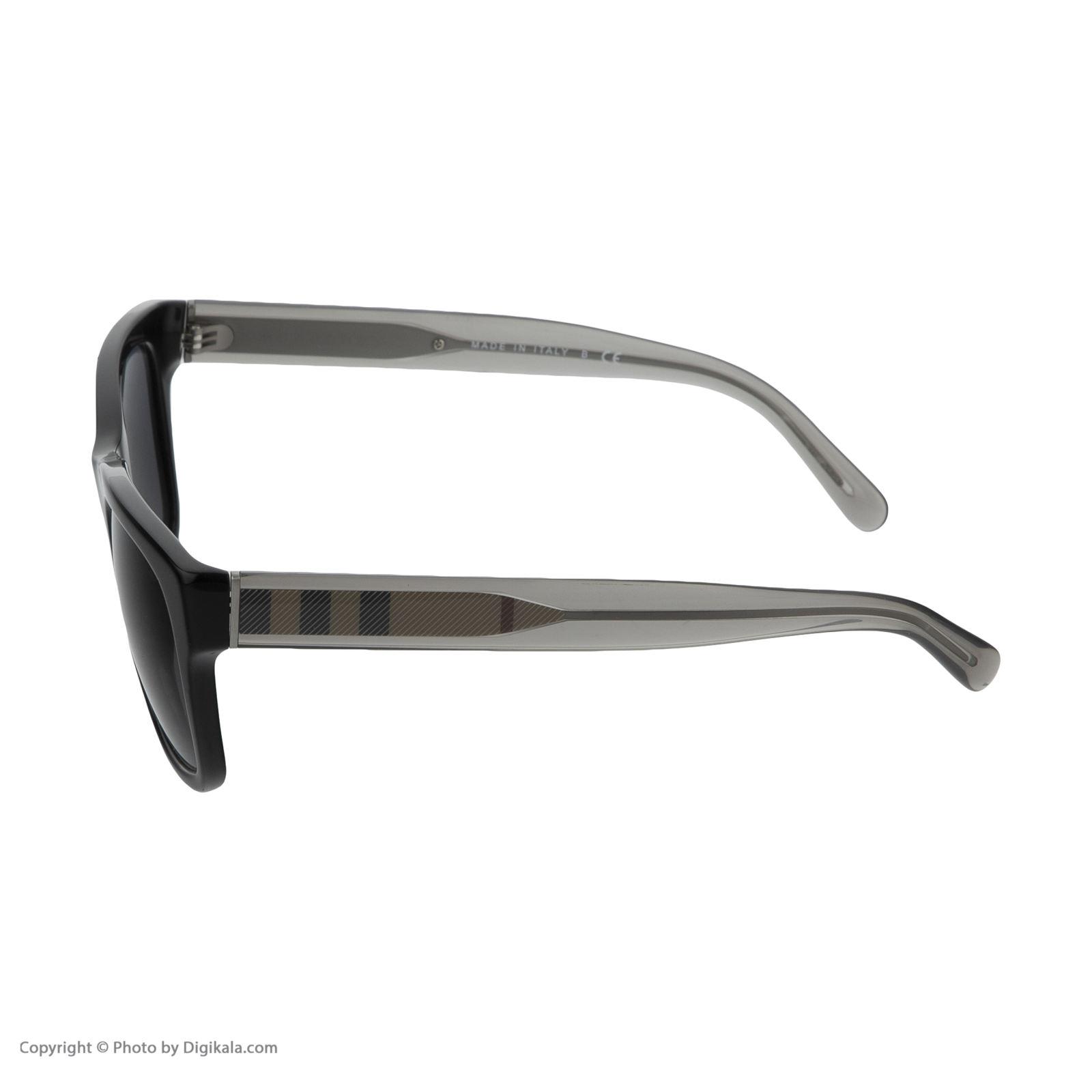 عینک آفتابی زنانه بربری مدل BE 4211S 300187 55 -  - 6