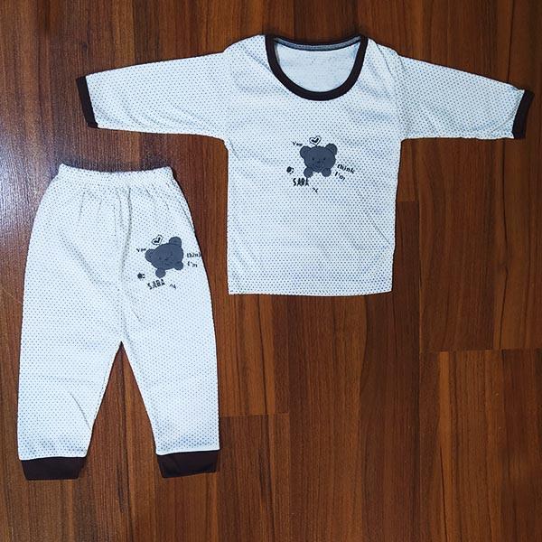 ست تی شرت و شلوار بچگانه مدل Saba کد B1