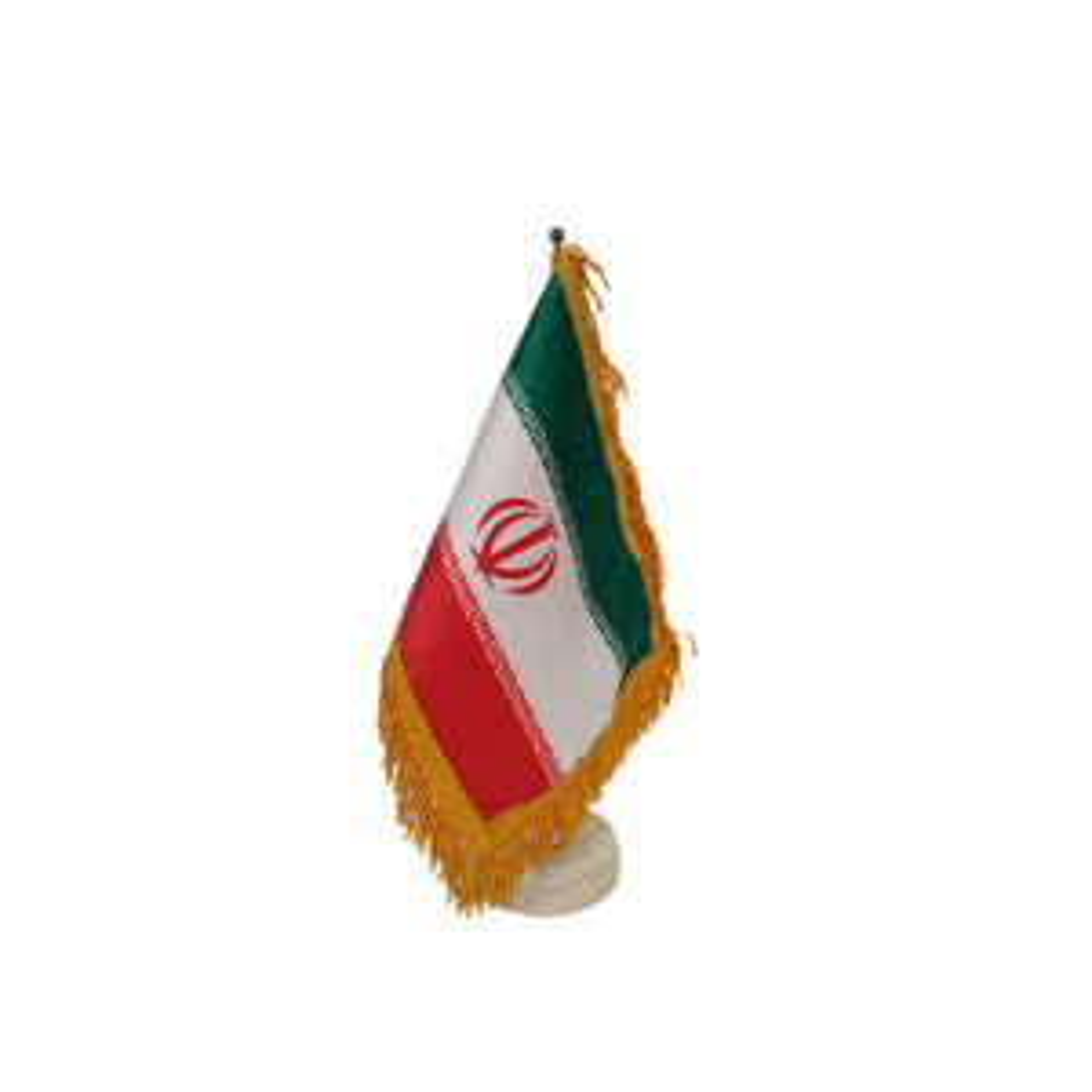 پرچم رومیزی ایران اسکرین طرح ایران مدل 2030504023