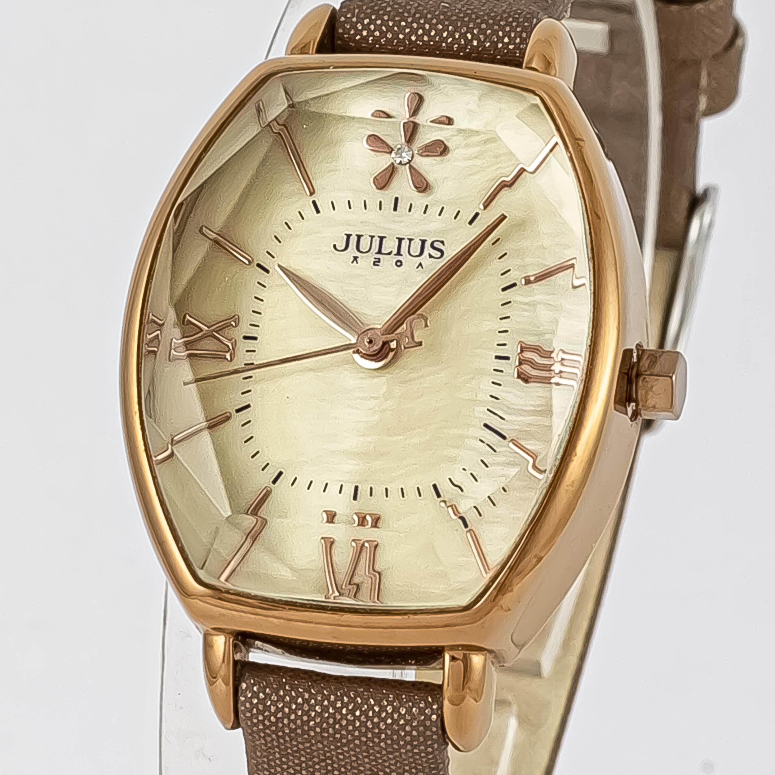ساعت مچی عقربه ای زنانه جولیوس مدل JA920              ارزان