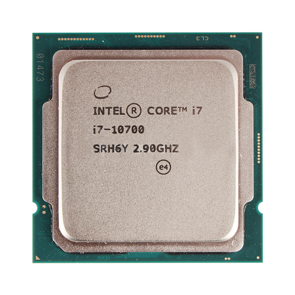 پردازنده مرکزی اینتل سری Comet Lake مدل Core i7-10700