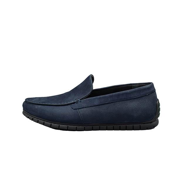 کفش روزمره مردانه پانو مدل 410 رنگ سرمه ای