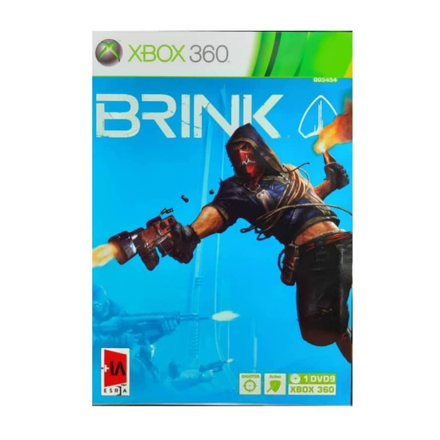 بررسی و {خرید با تخفیف} بازی Brink مخصوص xbox 360 اصل