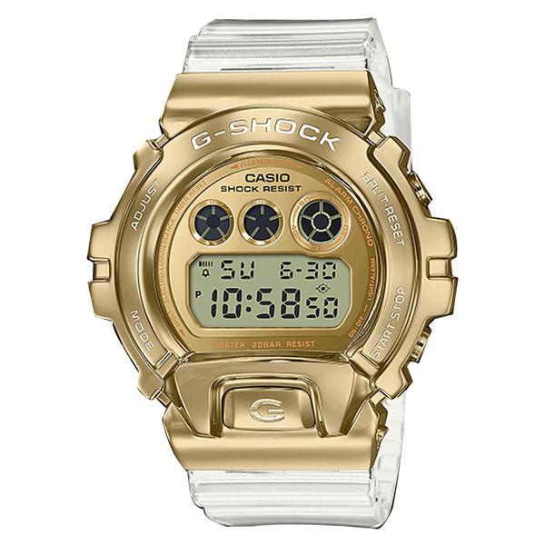 ساعت مچی دیجیتال مردانه کاسیو مدل GM-6900SG-9DR