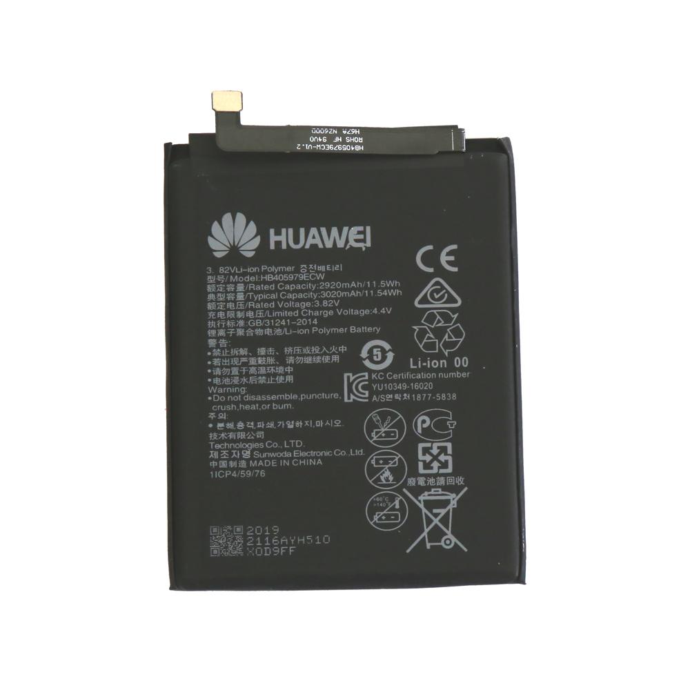 باتری موبایل مدل HB405979ECW ظرفیت 3020 میلی آمپر ساعت مناسب برای گوشی موبایل هوآوی nova