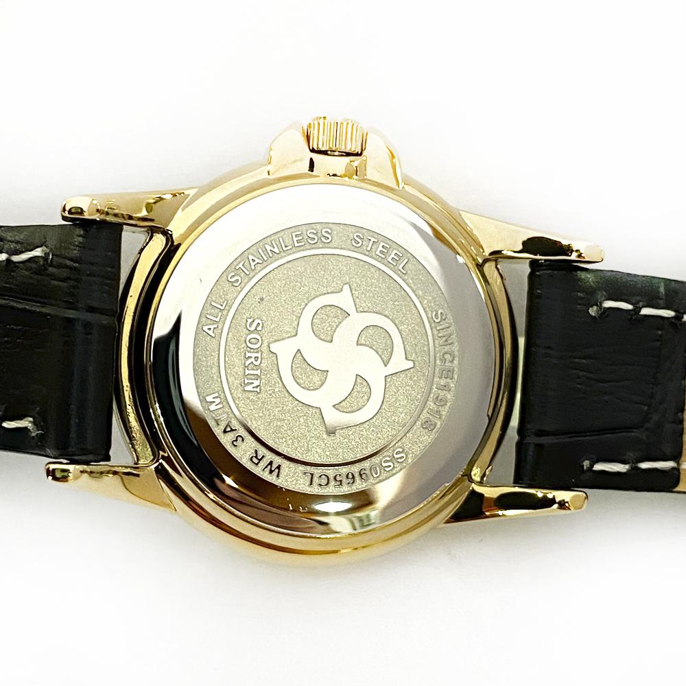 ساعت مچی عقربهای مردانه سورین مدل SS0965CL