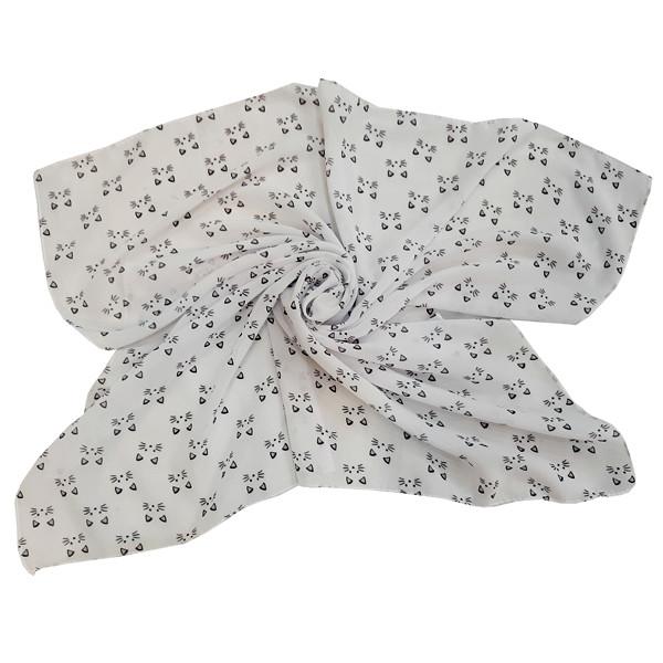 روسری دخترانه کد 6000