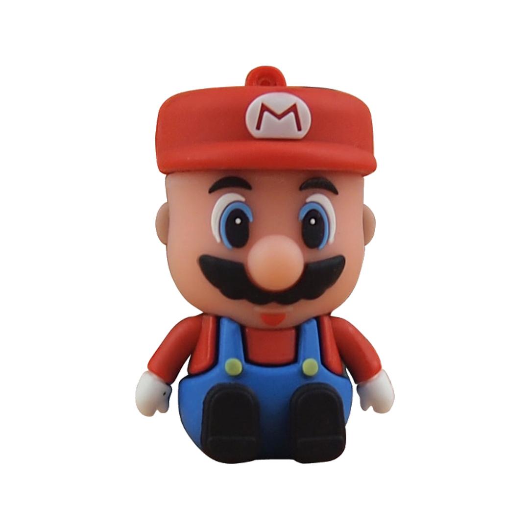 بررسی و {خرید با تخفیف}                                     فلش مموری طرح ماریو مدل Ul-Mario01 ظرفیت 32 گیگابایت                             اصل