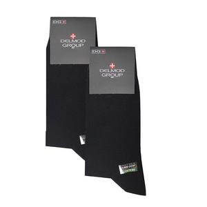 جوراب مردانه دل مد گروپ مدل 249007702 بسته دو عددی