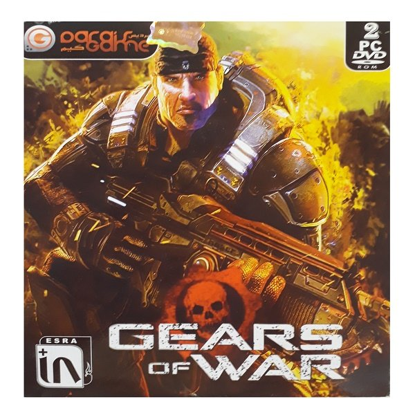 بازی gears of war مخصوص pc