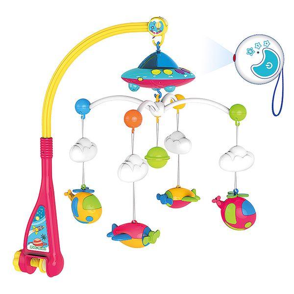 آویز تخت کودک هانگر مدل dreamful mobil کد he-0304