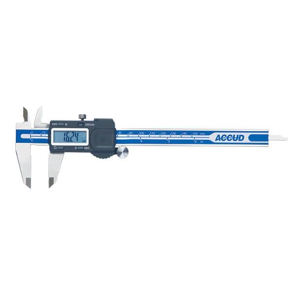 کولیس دیجیتال آکاد مدل 111-006-17 گستره 0 -150 میلیمتر