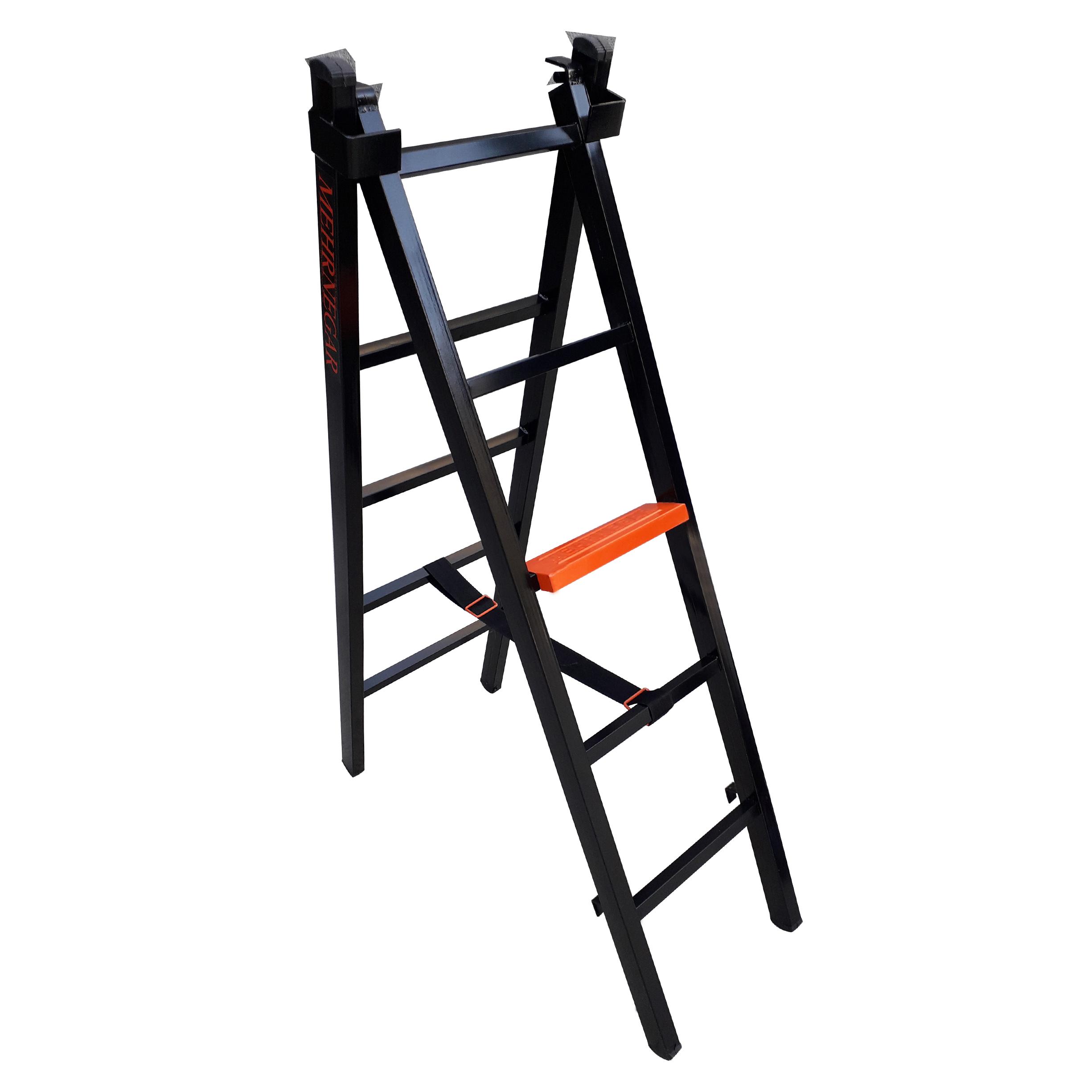 نردبان 10 پله مهرنگار مدل GALAXY