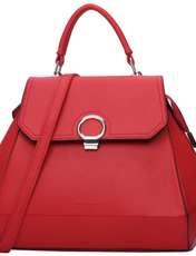 کیف دستی زنانه دیوید جونز کد 6317-1 -  - 8