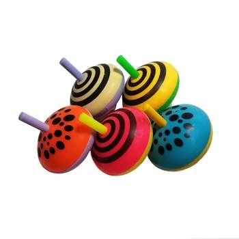 فرفره مدل Spiral مجموعه 5 عددی