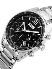 ساعت مچی عقربه ای مردانه اسکمی مدل 96-90 -  - 4