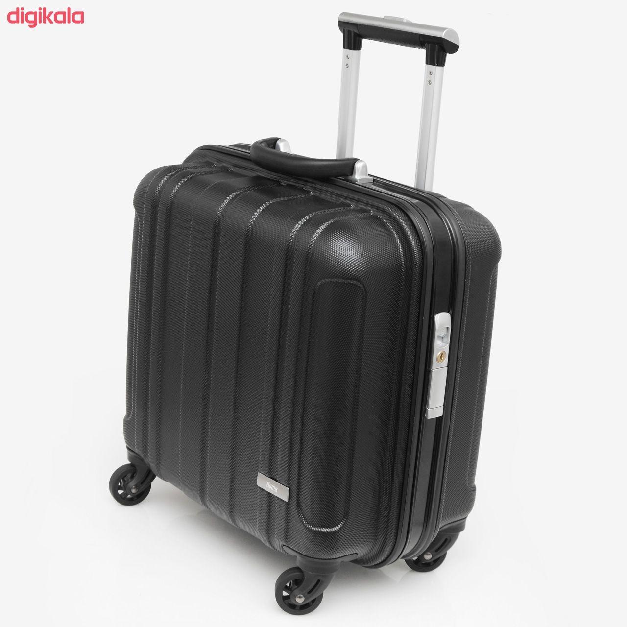 چمدان خلبانی هما مدل 600025 main 1 3