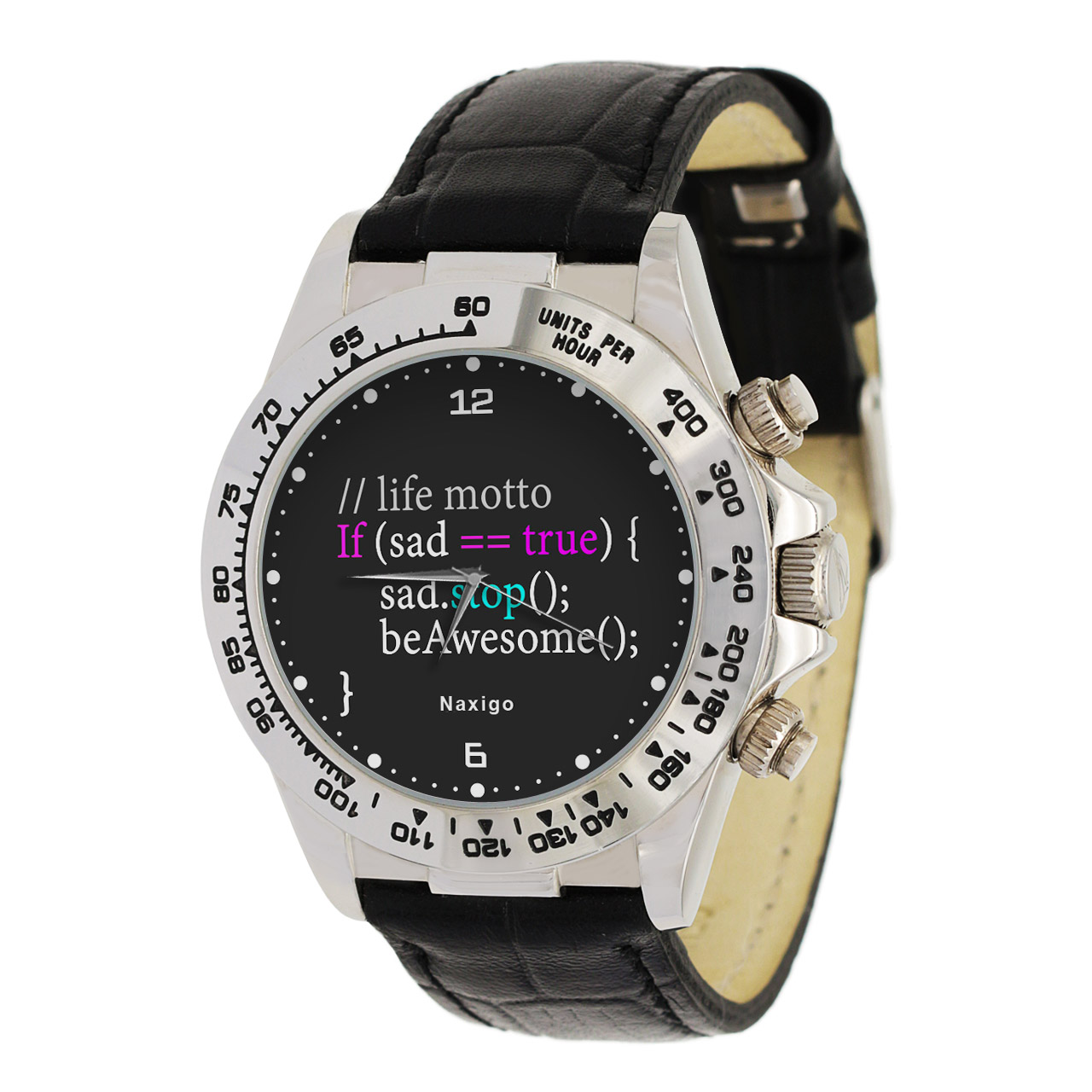 ساعت مچی  مردانه ناکسیگو طرح برنامه نویسی کد LS3537