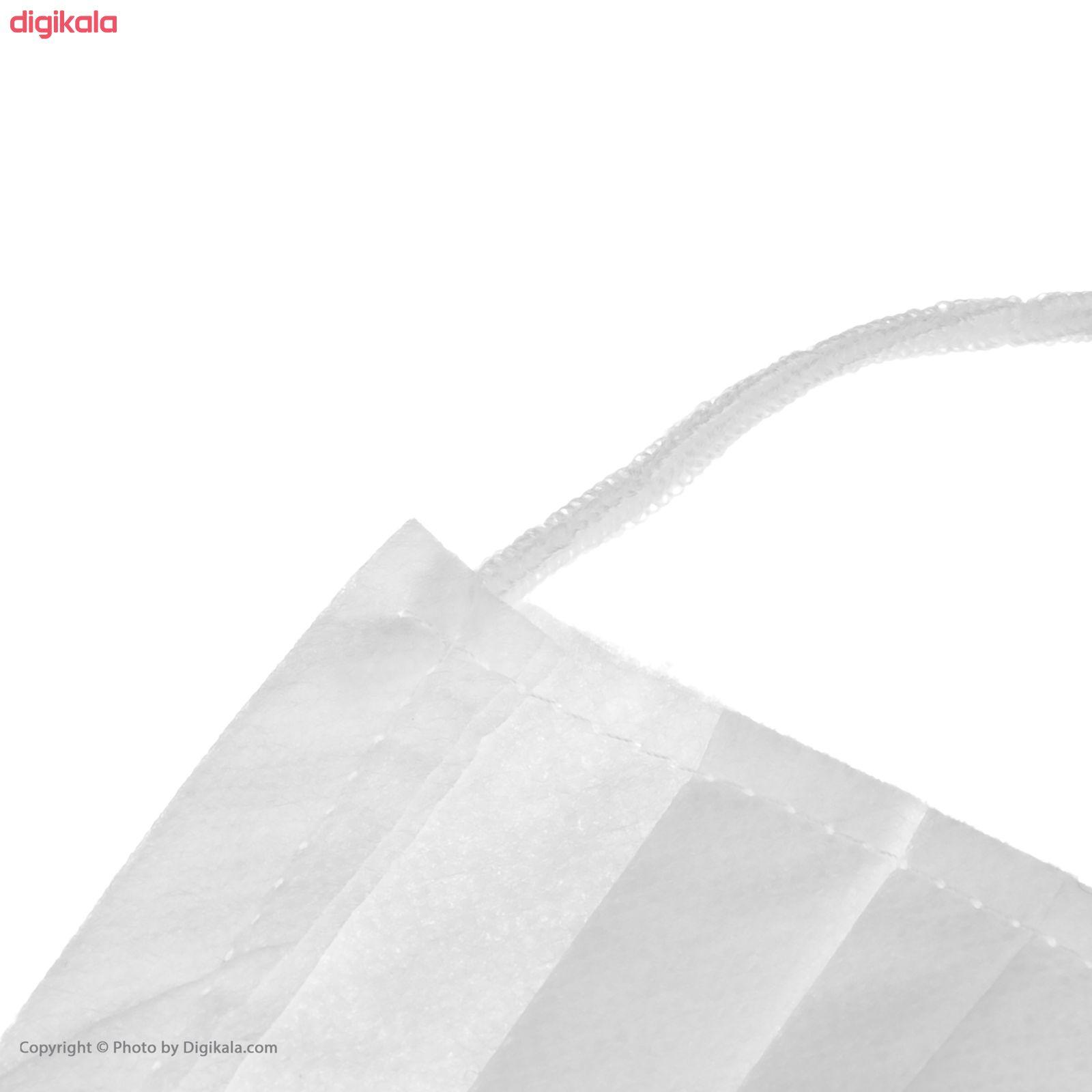 ماسک تنفسی مدل M01 بسته 10 عددی main 1 5
