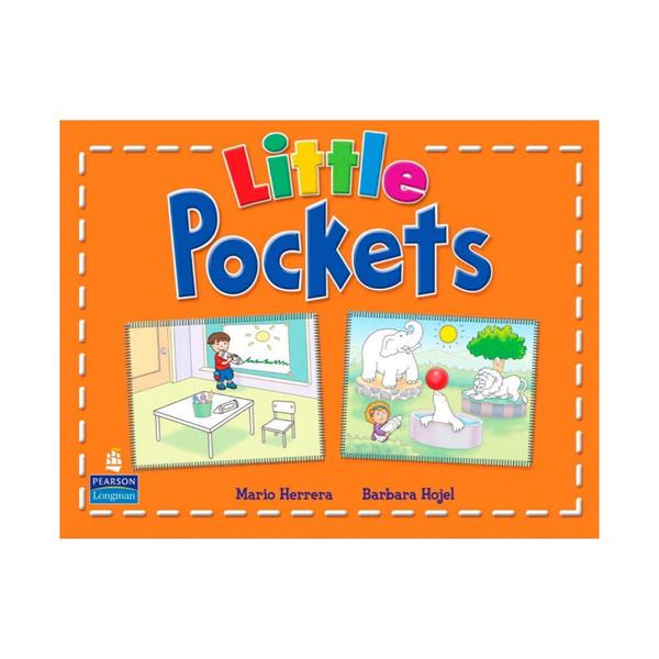 کتاب Little Pockets اثر Barbara Hojel انتشارات پرسون