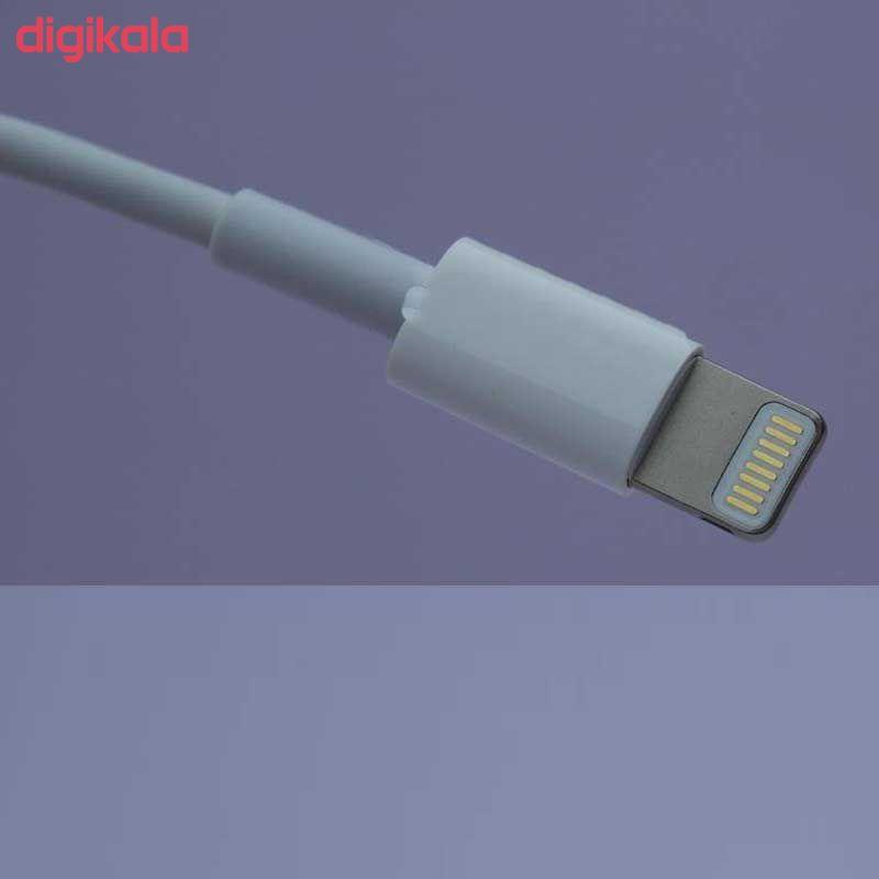 کابل تبدیل USB به لایتنینگ مدل MD818FE/A طول 1 متر   main 1 4