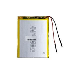 باتری تبلت مدل JKCEL ظرفیت 4000 میلی آمپر ساعت مناسب برای تبلت وینتاچ M702S