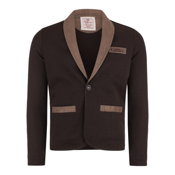 کت تک مردانه رایکا کد 1410Brw-04