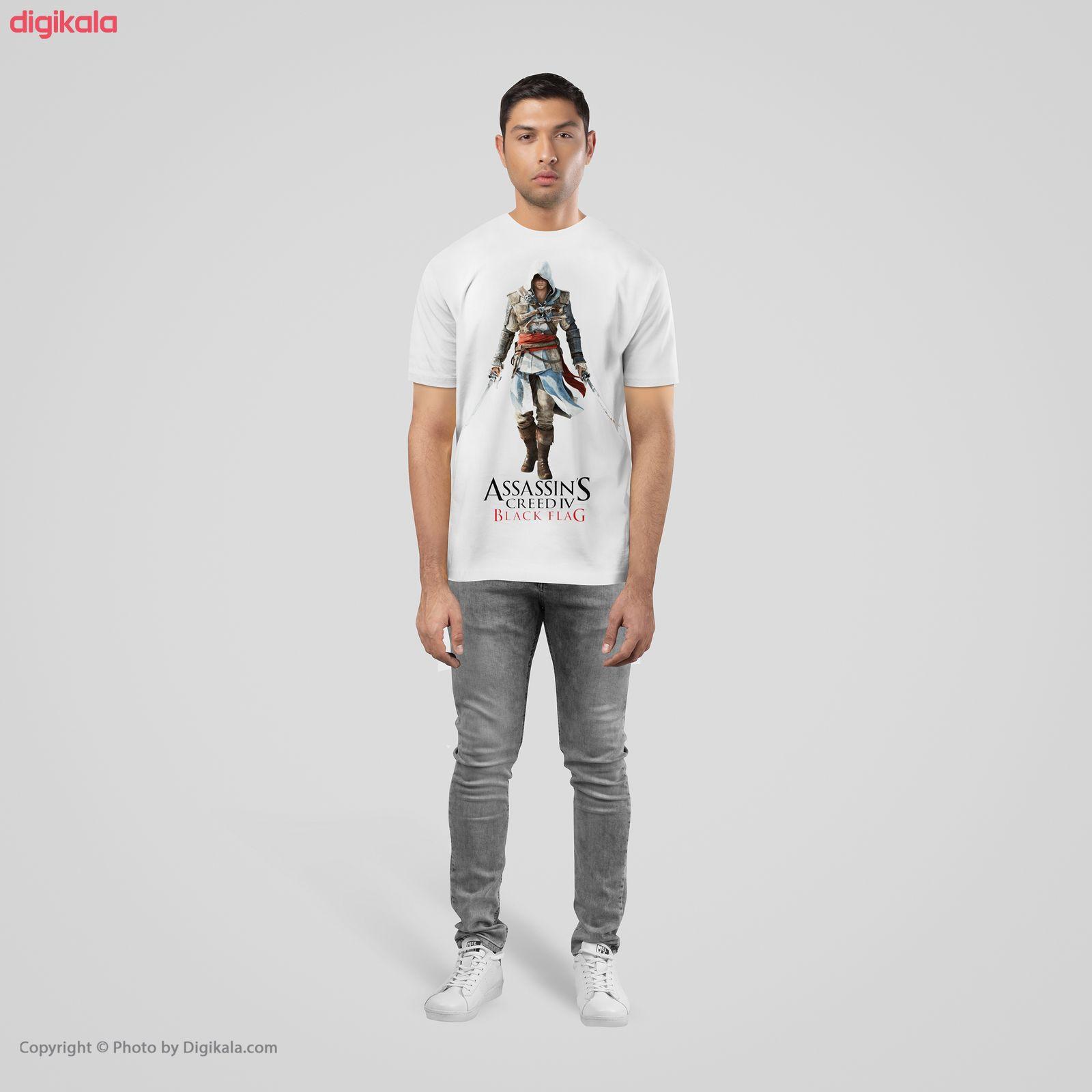 تی شرت مردانه مدل SA214 main 1 4