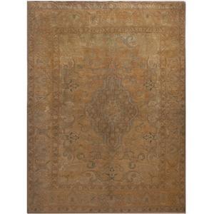 فرش قدیمی دستبافت سه متری فرش هریس کد 101549