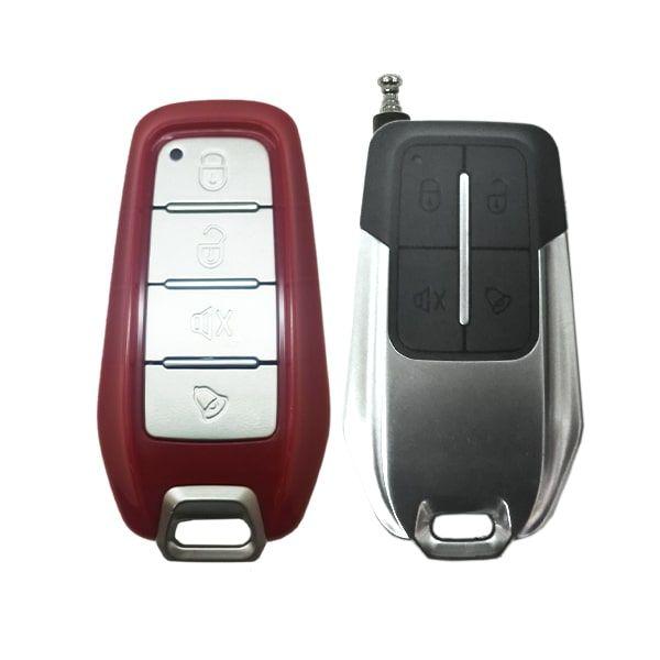دزدگیر خودرو استیل میت مدل RX1000 کد RDBAT-08