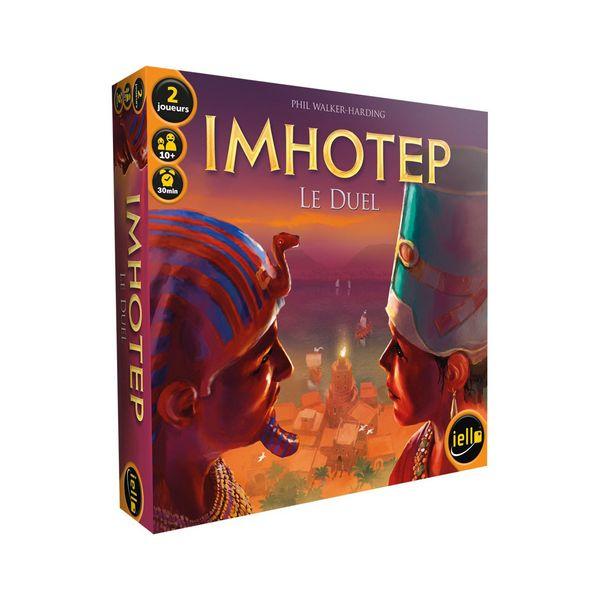بازی فکری کزمز مدل Imhotep Duel