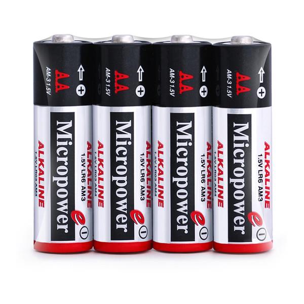 باتری قلمی میکروپاور مدل LR6 بسته 4 عددی