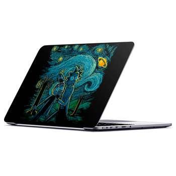 استیکر لپ تاپ ماسا دیزاین طرح ریک اند مورتی مدل STL0129 مناسب برای لپ تاپ 15.6 اینچ