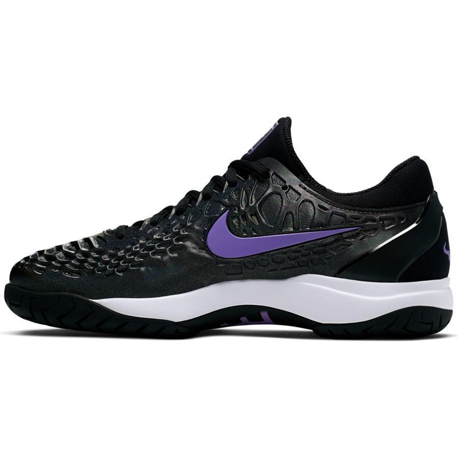 خرید                     کفش راحتی مردانه نایکی مدل Air zoom cage 3 rafa nadal