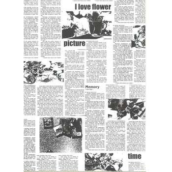 کاغذ کادو مدل روزنامه