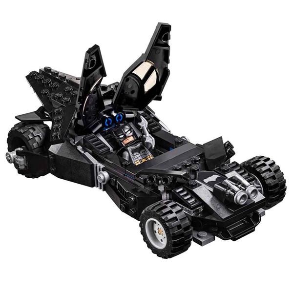 ساختنی دکول مدل ماشین بتمن کد ۷۱۱۷