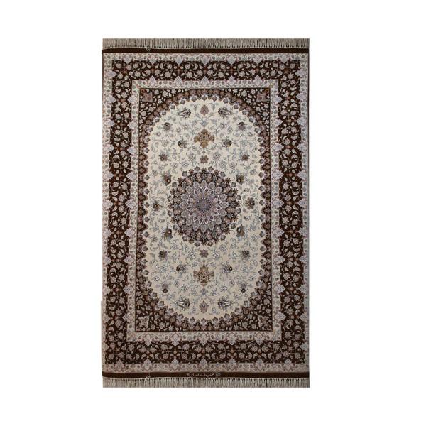 فرش دستبافت دو نیم متری اصفهان داوری کد 1102927