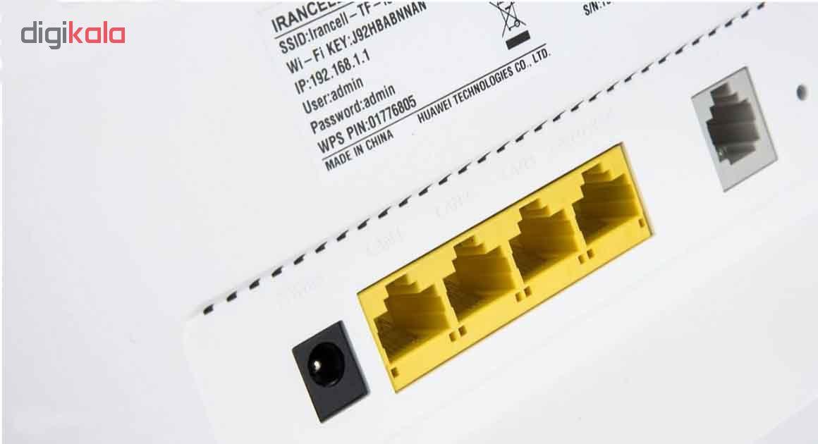 خرید                                     مودم 4G/TD-LTE ایرانسل مدل TF-i60 H1