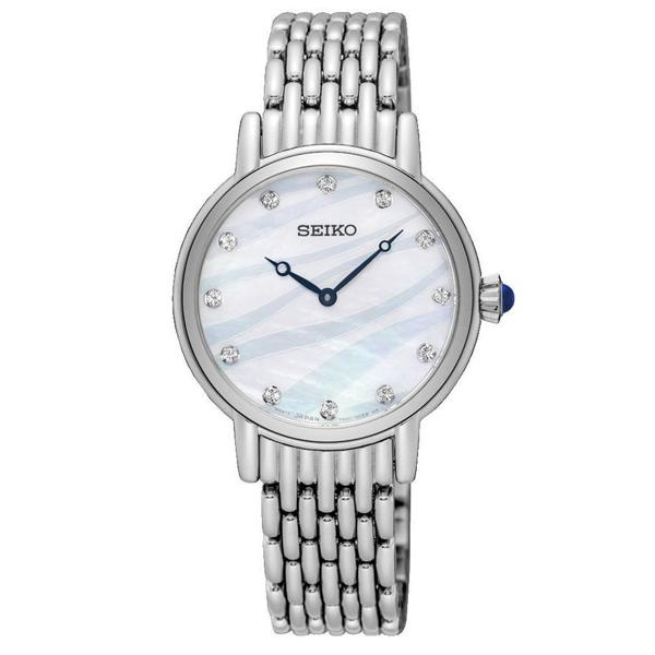 ساعت مچی عقربه ای زنانه سیکو مدل SFQ807P1