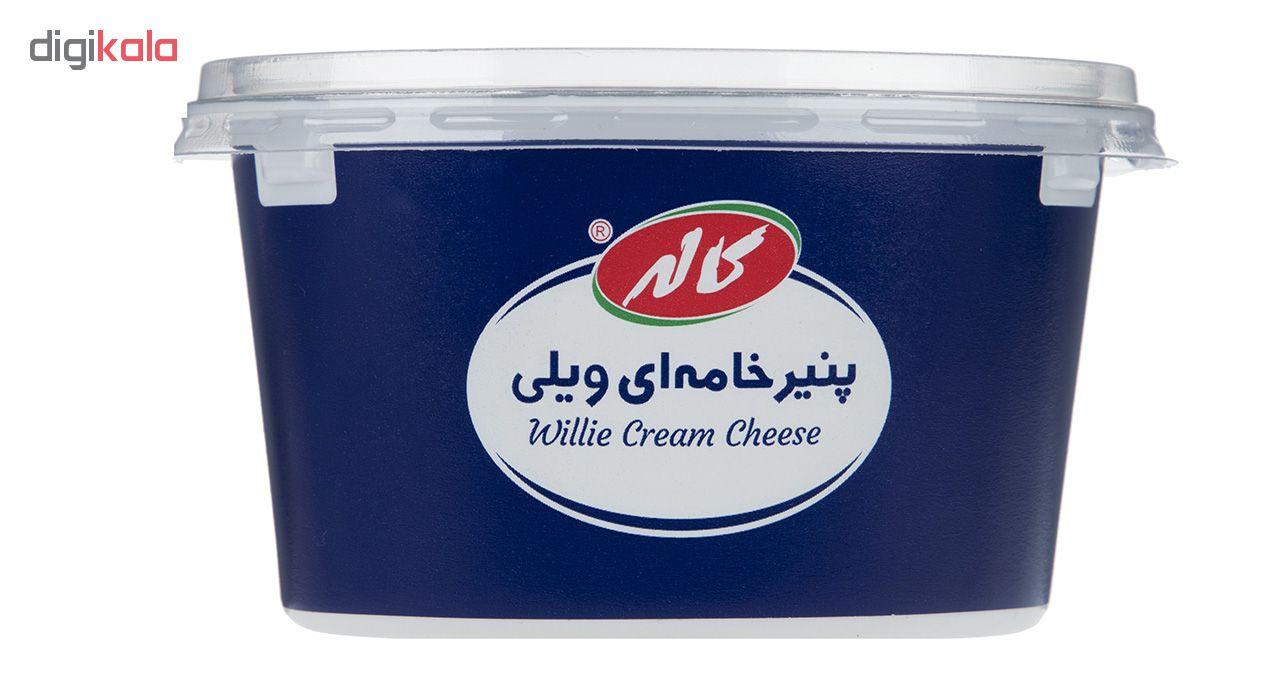 پنیر خامه ای ویلی کاله مقدار 350گرم