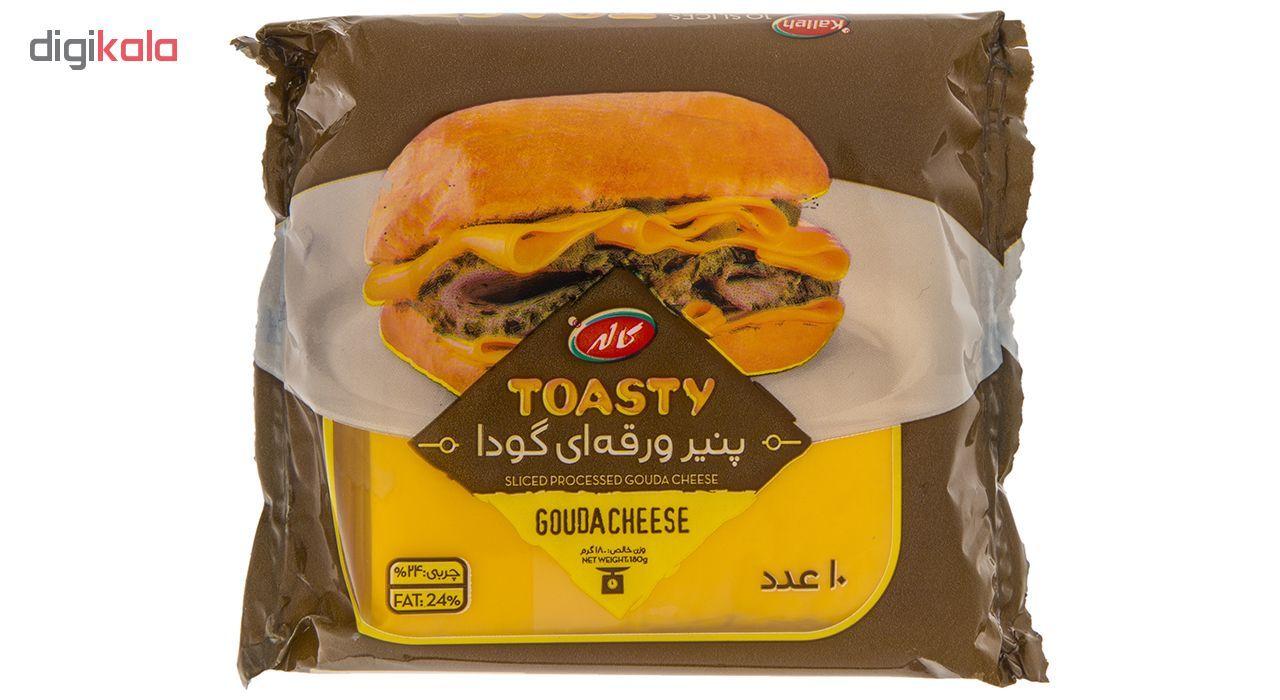 پنیر ورقه ای گودا کاله - 180 گرم main 1 1