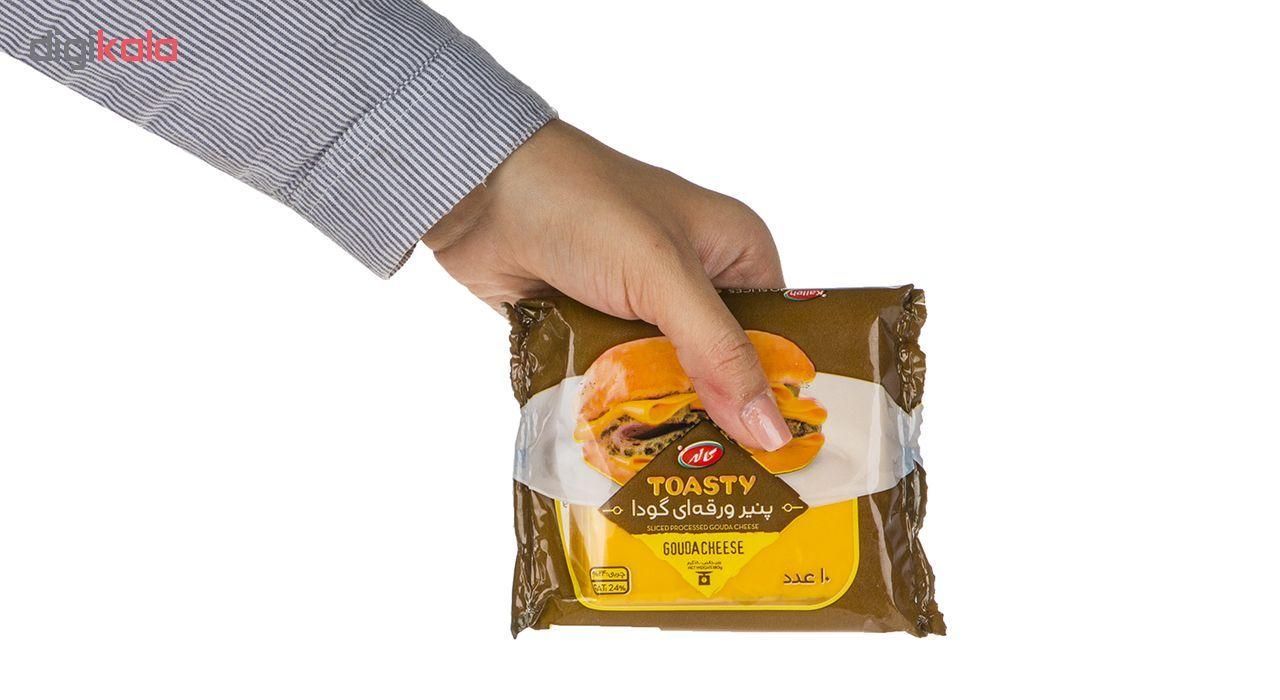 پنیر ورقه ای گودا کاله - 180 گرم main 1 2